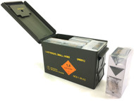 5.56 NATO 55 Grain FMJ-BT M193 CBC Magtech in Ammo Can - 1000 Rounds 556MIL