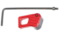 Surplus Ammo | Surplusammo.com Battle Arms Development AR-15 Enhanced Modular Magazine Release - Large - Red
