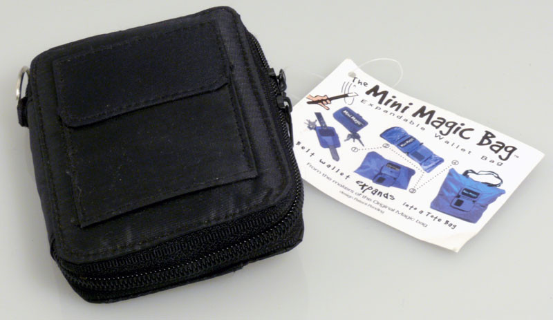 The Magic Bag Expandable Wallet Into A Tote