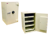 B-3521WD Narcotic Safe with slide out tray