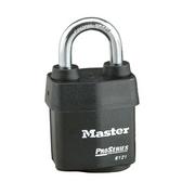 Master Lock 6121 No.6121KA Pro Series Covered Laminated Padlock