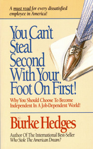 You Can't Steal Second With Your Foot on First! (book)