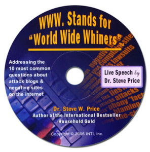 WWW.Stands for World Wide Whiners CD