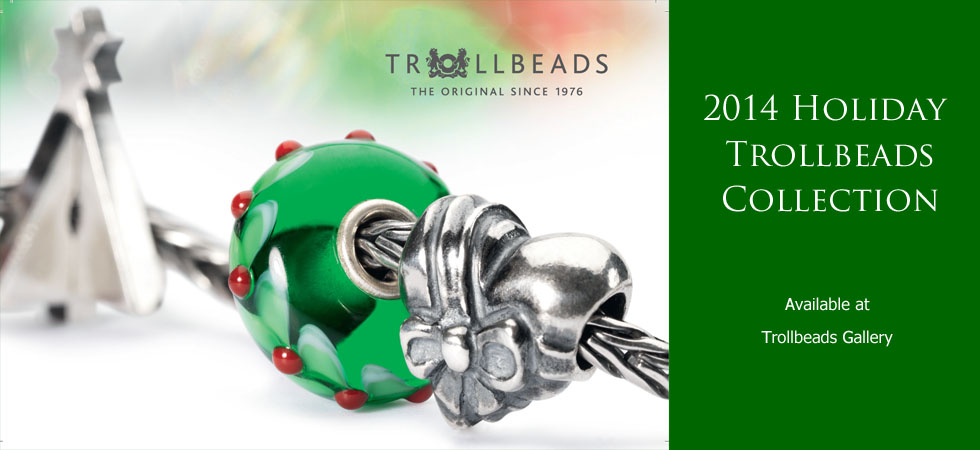 2014 Holiday Trollbeads Collection