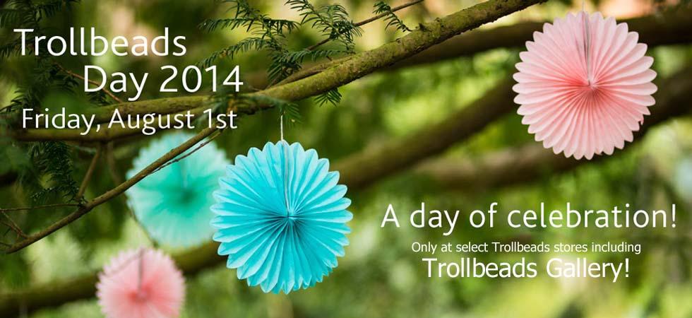 Trollbeads Day 2014