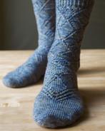 Clochan Socks Pattern HARDCOPY