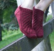 Wendee Socks Pattern        HARDCOPY