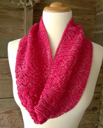 Pony Cowl Pattern HARDCOPY