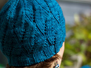 Oceanie Hat & Fingerless Mitts Pattern - HARDCOPY
