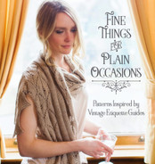 Fine Things for Plain Occassions, by Hunter Hammersen - hardcover book