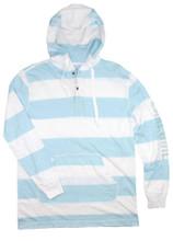 Lakegirl Slub Hoodie Long Sleeve Stripe t-shirt