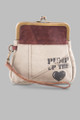 Pump Up The Love Wristlet