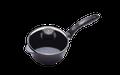 "Swiss Diamond Nonstick Saucepan with Lid - 1.4 qt (6.3"")"