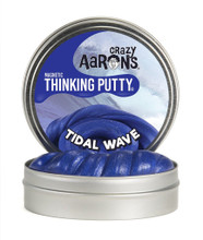 Crazy Aarons Tidal Wave Magnetic Thinking Putty