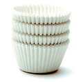48 Giant Standard White Baking Cups