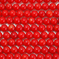 "16"" Natural Red Coral Round Beads 3mm, 6mm, 8mm"