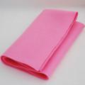 100% Wool Felt Fabric - 1mm Thick - Carnation Pink - 40cm x 50cm