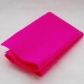 100% Wool Felt Fabric - 1mm Thick - Hot Pink - 40cm x 50cm
