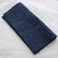 "Handmade 100% Wool Felt Sheet - Approx 5mm Thick - 12"" Square - Charcoal Grey"