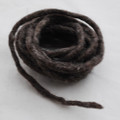 100% Wool Felt Cord - Handmade - 3 Metres - Brown Mix
