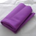 100% Wool Felt Fabric - 1mm Thick - Amethyst Purple - 40cm x 50cm