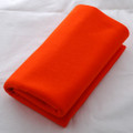 100% Wool Felt Fabric - 1mm Thick - International Orange - 40cm x 50cm