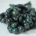 High Quality Grade A Natural Kambaba Jasper Gemstone Round Beads 4, 6, 8, 10mm sizes
