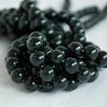 High Quality Green Goldstone Semi-precious Gemstone Round Beads - 4mm, 6mm, 8mm, 10mm sizes