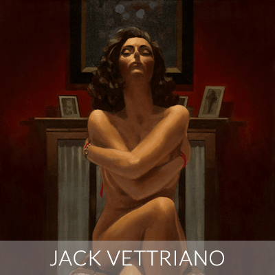 Browse art by Jack Vettriano