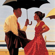 Bad Boy, Good Girl by Jack Vettriano