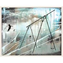 JUMP - art print