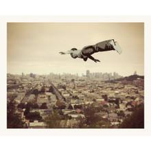 FLYING DREAM - art print limited edition
