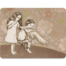 Art Card Postcard - Wings With You