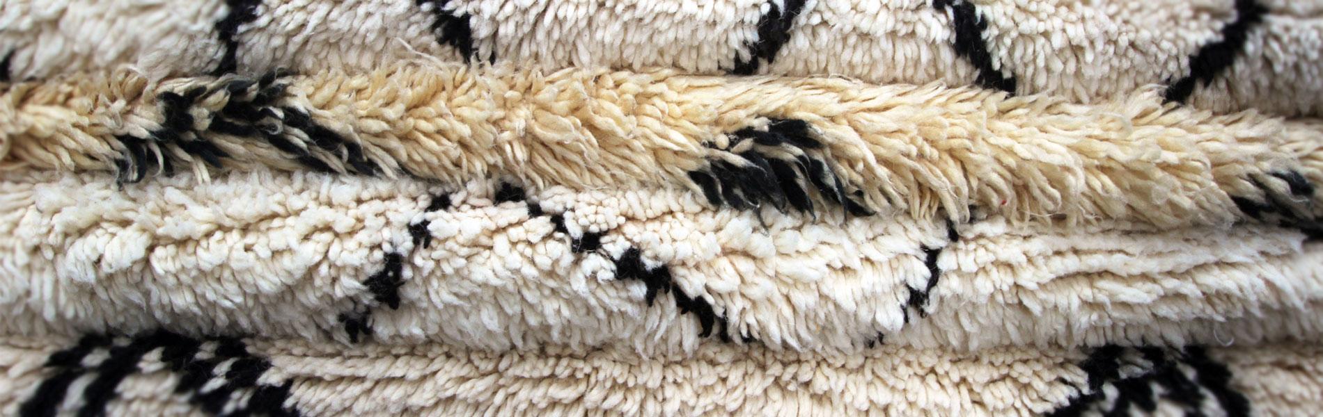 Berber Rugs & Beni Ourain Rugs