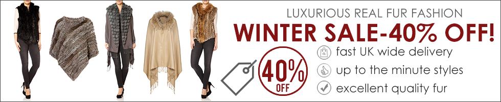 Fur Fashion Winter Sale