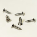 1956-62 Corvette Hardtop Headliner Trim Screws