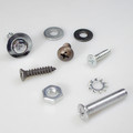 1968-72 Corvette Rear Storage Compartment Screw Kit