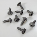 1963-67 Corvette Glove Box Screws