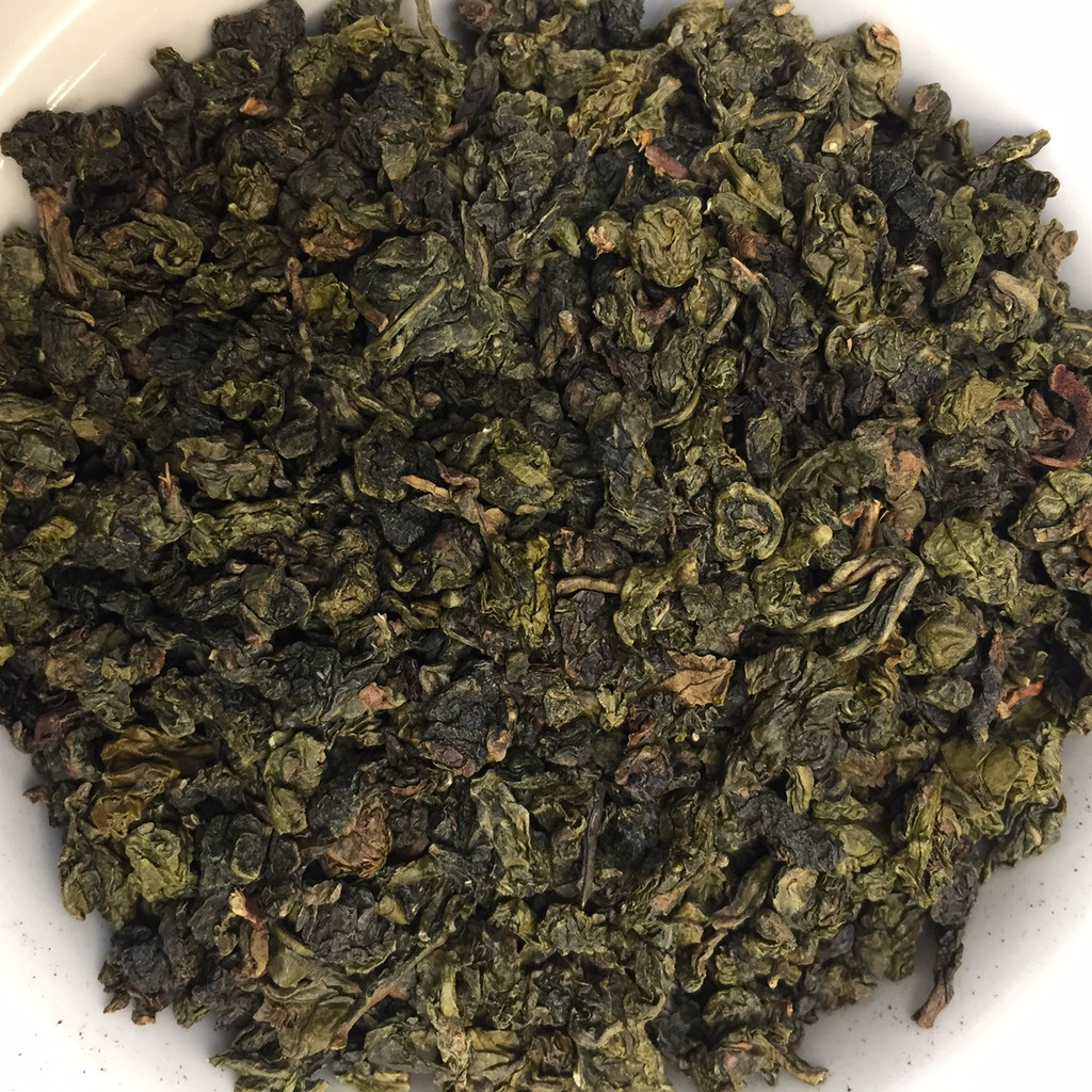 Magnolia Oolong loose leaf tea