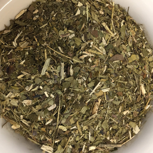 Yerba mate loose leaf tea