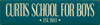 CUSTOM Curtis School For Boys 36x9