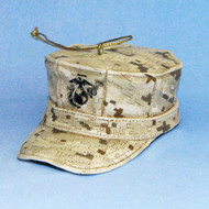 U.S. Marine Corps Cap Ornament