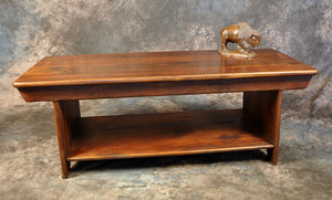 4' Wide Bench