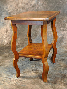 French Rectangle Cricket Table