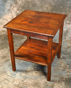 French Square Cricket Table