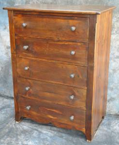 "5 Drawer Dresser 46"""