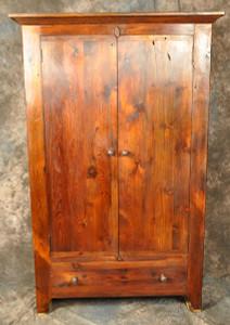 Flat Door Pantry Cupboard