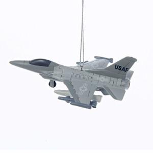 military ornament ornament for veteran veteran ornament air force gift air force ornament air force plane ornament