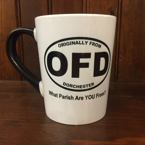 OFD Originally From Dorchester Mug