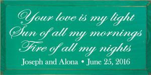 CUSTOM Joseph and Alona 15x30